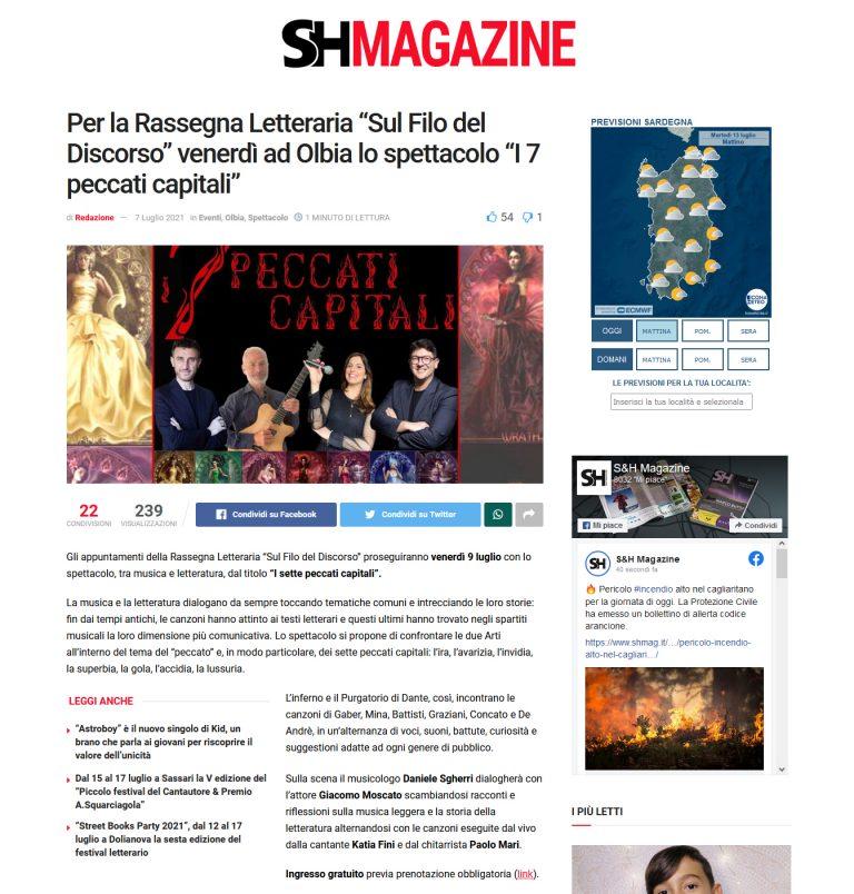 SH Magazine