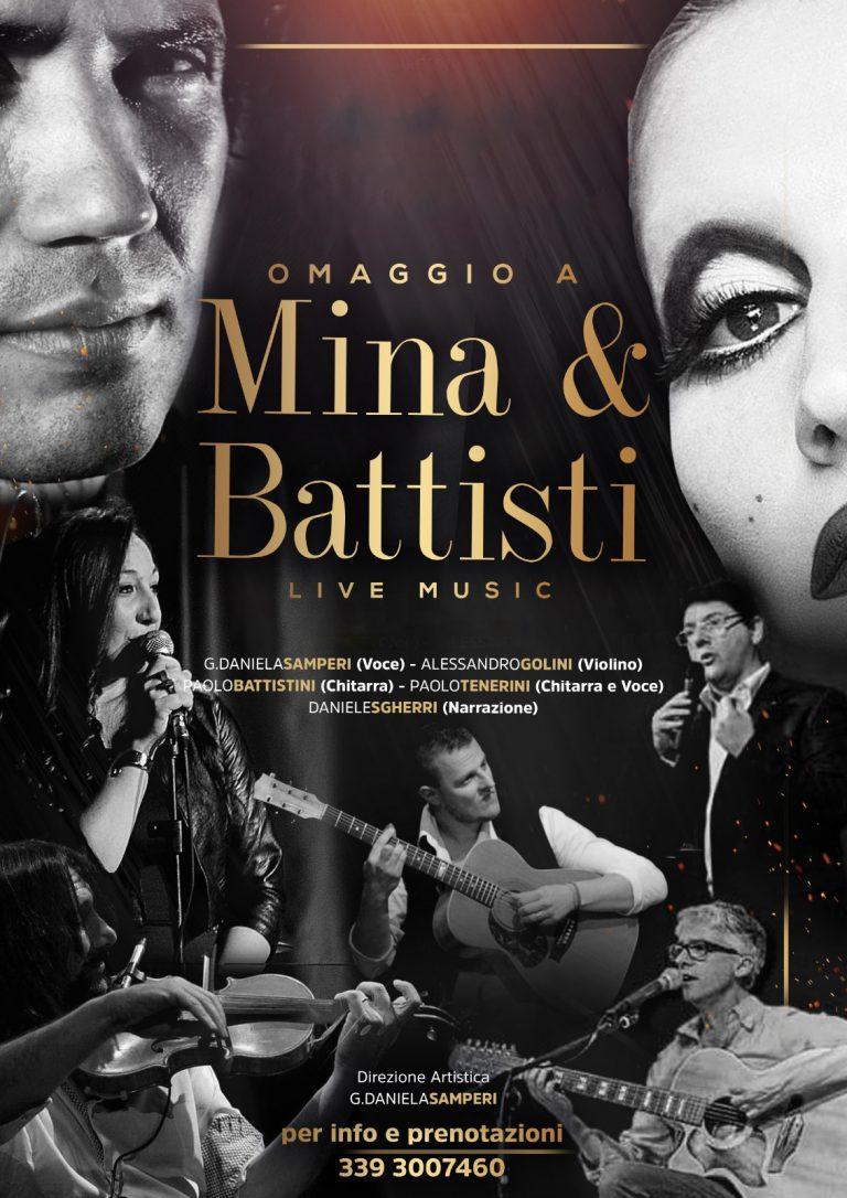Mina & Battisti. Insieme!